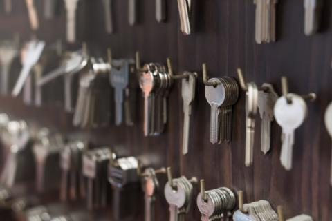 herramientas de cerrajero