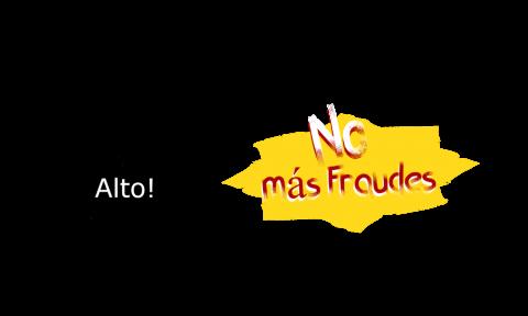 no mas fraudes